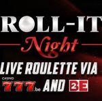 Roll-It Night bij Casino777 post image