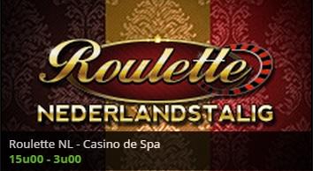 Live casino belgie nederlandstalig