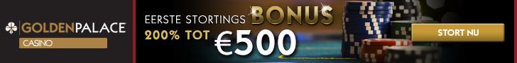 goldenpalace.be 500€ bonus