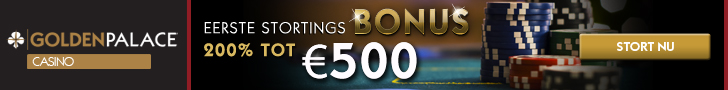 goldenpalace.be 500€ bonus
