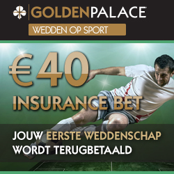 goldenpalace.be bonus sports bonus
