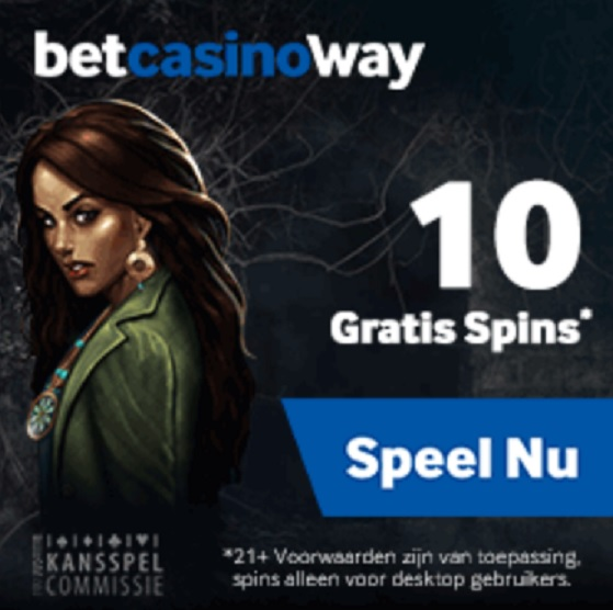 betway 10 gratis spins