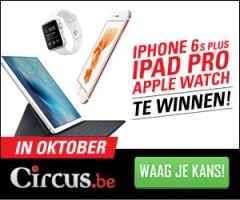 gratis toernooien bij Circus.be