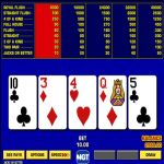 online video poker spelen