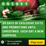 Unibet Advent kalender post image