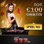VIP Bonus casino777.be