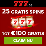 casino777.be €777 bonus