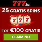 casino777.be €777 bonus